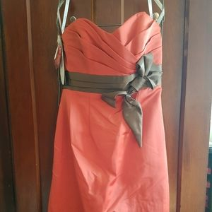 NWT Alfred Angelo formal dress.
